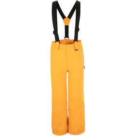 TROLLKIDS Holmenkollen Snow Pants Slim Fit Kids, golden yellow